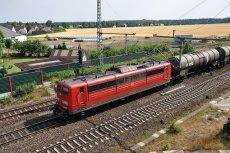 Transport koleją